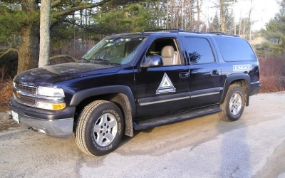 Franklin County, ME // 2004 Suburban 5.3L Vortec with Blackbird™